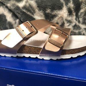Birkenstock yap balance sandal Sz 41
